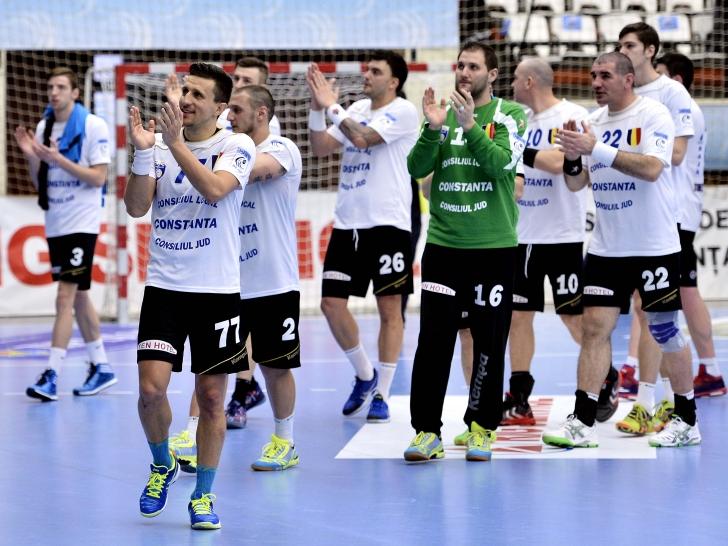 Cupa EHF: HCM Constanța - Fraikin BM Granollers 28-27