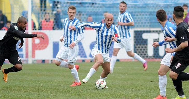 Liga 1: CSMS Iași - Astra Giurgiu 1-0
