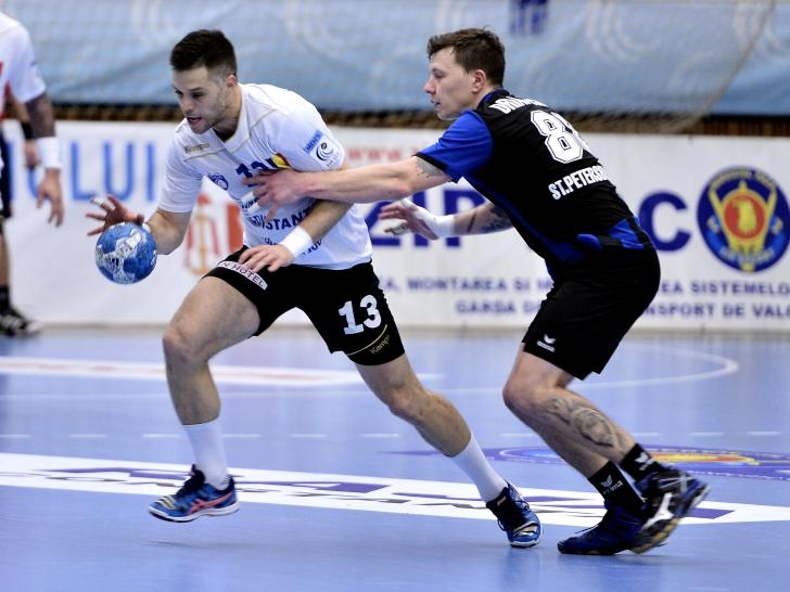Cupa EHF: HCM Constanța, învinsă clar la Sankt Petersburg