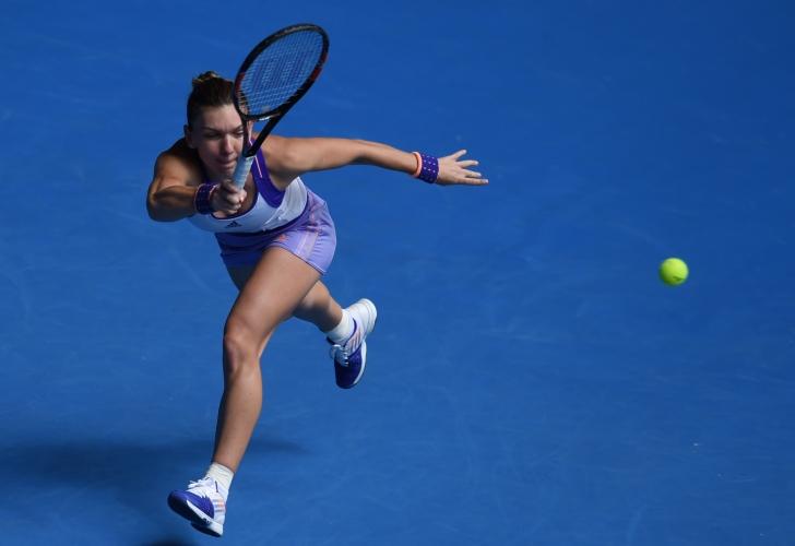 WTA Indian Wells: Simona nu ia prizonieri!
