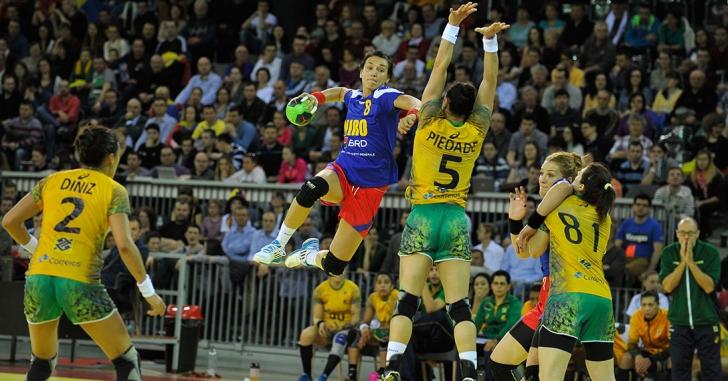 Trofeului Carpați: România - Brazilia 27-19