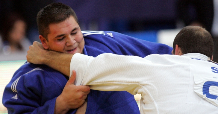 Daniel Natea, locul 7 la Grand Prix-ul de la Tbilisi