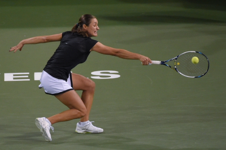WTA Miami: Monica nu produce surpriza