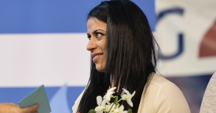 Irina Lepșa, trei medalii la Europenele de la Tbilisi
