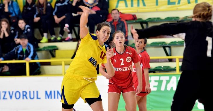 Preliminarii CE U-19: România - Slovacia 27-21