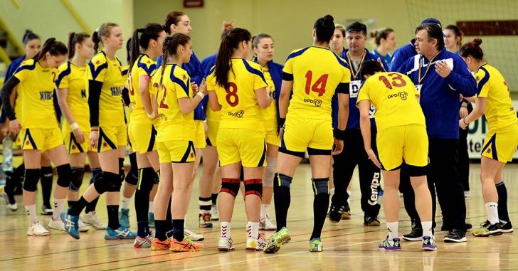 Preliminarii CE U-19: România - Serbia 25-17