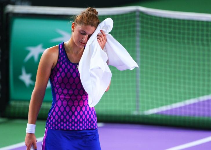 Fed Cup: Irina Begu pierde primul meci