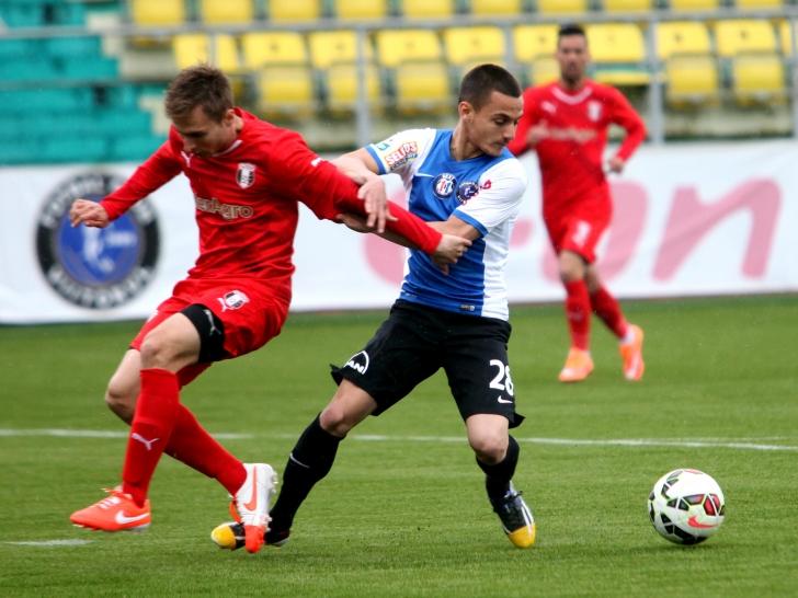 Liga 1: FC Viitorul - Astra Giurgiu 2-0