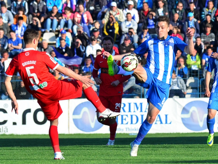 Liga 1: CS U Craiova - Dinamo București 0-0