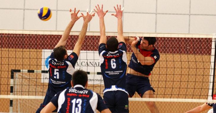 Divizia A1: Tomis Constanța a câștigat și al doilea meci al finalei