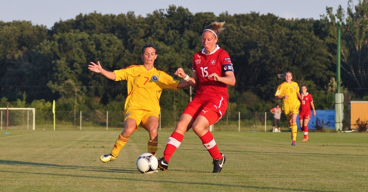 Fotbal feminin U16: România - Bulgaria 2-0