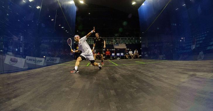 Squash: România, locul 11 la Europene
