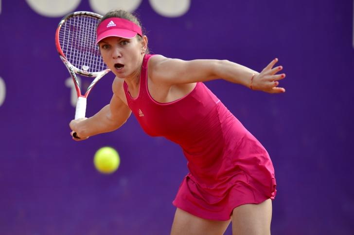 WTA Madrid: Halep, protagonista primei surprize