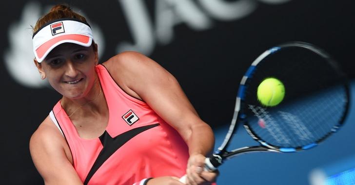 WTA Roma: Cu emoții, dar bine până la final