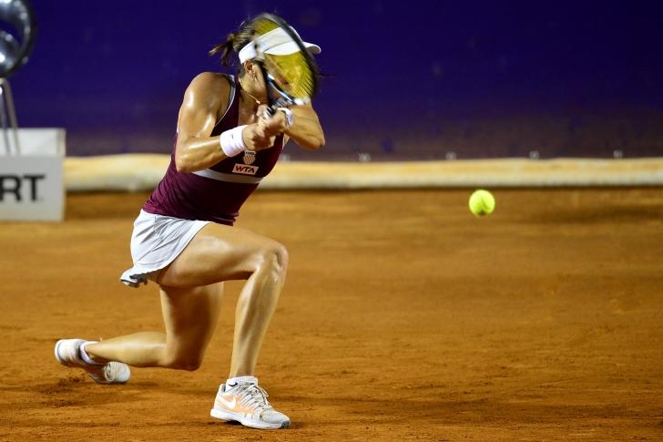 WTA Roma: Dulgheru, victorie de senzație