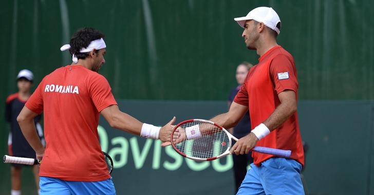 ATP Roma: Tecău câștigă duelul românesc