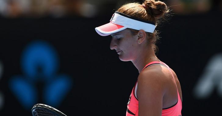 WTA Roma: Chiar și învinsă, Begu mai urcă o treaptă