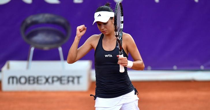 WTA Nurnberg: Raluca Olaru, în sferturile probei de dublu
