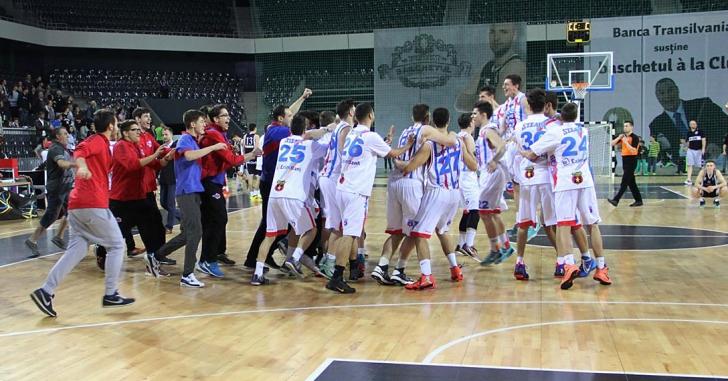 Steaua CSM EximBank U18, campioană națională