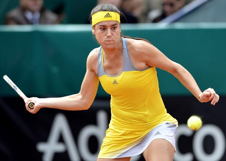 Roland Garros: Sorana Cîrstea continuă parcursul bun