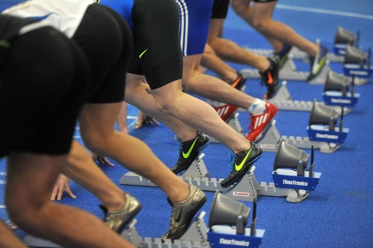 Nou record național la ștafeta masculină 4x100 m