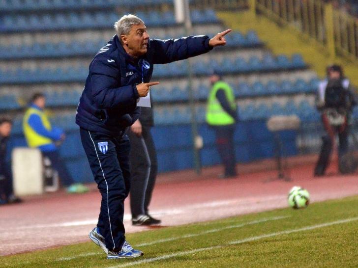Liga 1: Sorin Cârțu a prefațat ultimul meci al sezonului