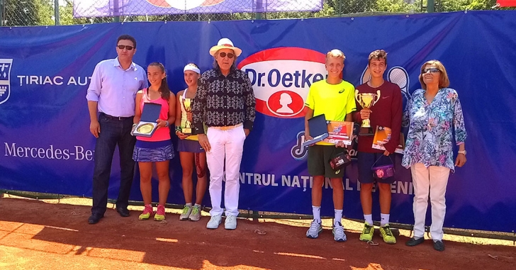 Ilie Năstase: Acești copii pot juca la Roland Garros