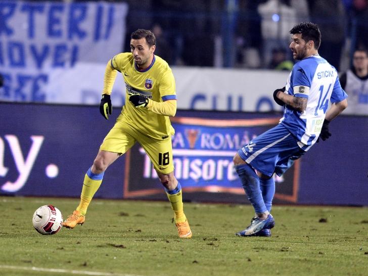 Sânmărtean a rămas pasatorul decisiv al Ligii 1