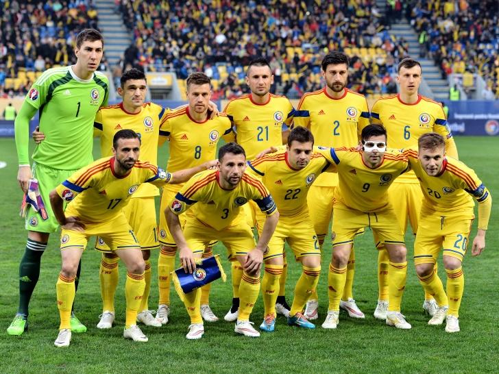 Naționala României se menține pe locul 12 în clasamentul FIFA