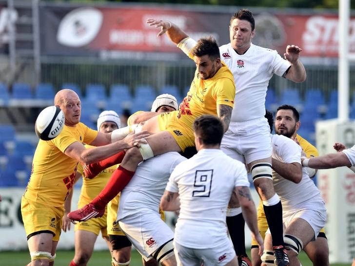 Meci-test: România U-23 - England Counties 20-28