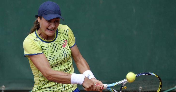 WTA Nottingham: Monica a jucat un nou thriller pe iarbă