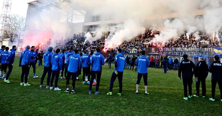 Planul de reorganizare a clubului Petrolul Ploiești a fost aprobat
