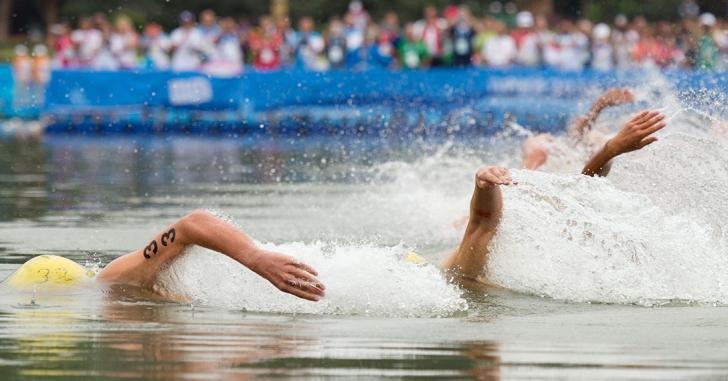 Jocurile Europene: Antoanela Manac, locul 36 la triatlon