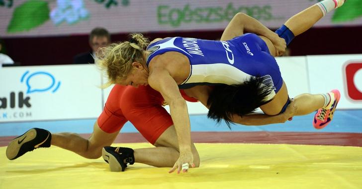 Jocurile Europene: Luptătoarele române, departe de podium