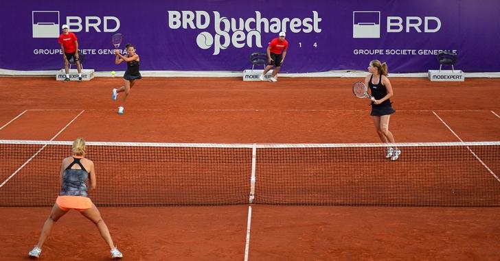 Abonamentele la BRD Bucharest Open 2015 sunt sold-out