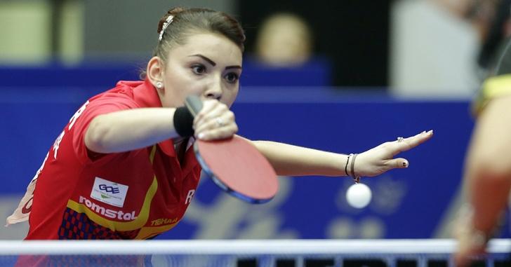 Jocurile Europene: Bernadette Szocs, în șaisprezecimi la individual