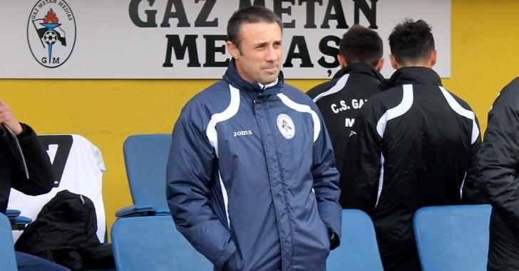 Dan Matei, noul antrenor al echipei CFR Cluj