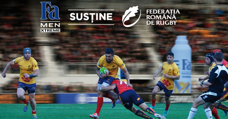 Fa devine partenerul oficial al Federației Române de Rugby