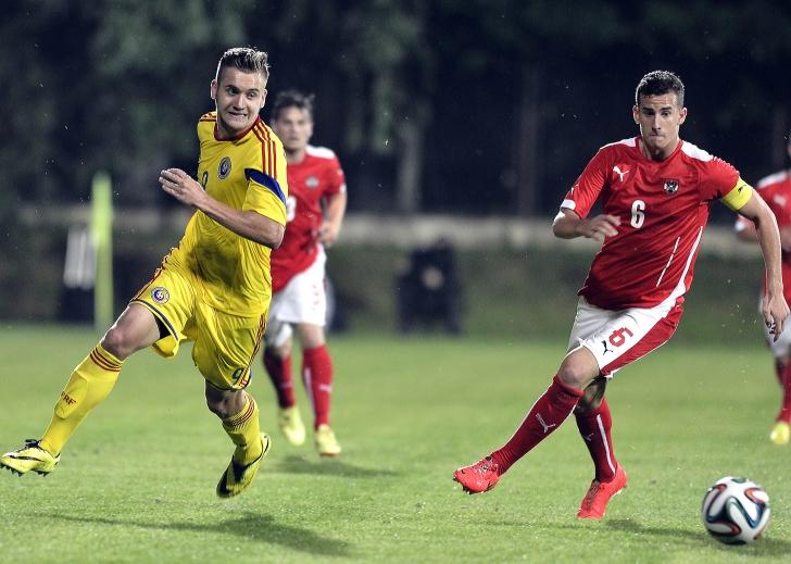 Preliminarii CE U-21: România - Armenia 3-0