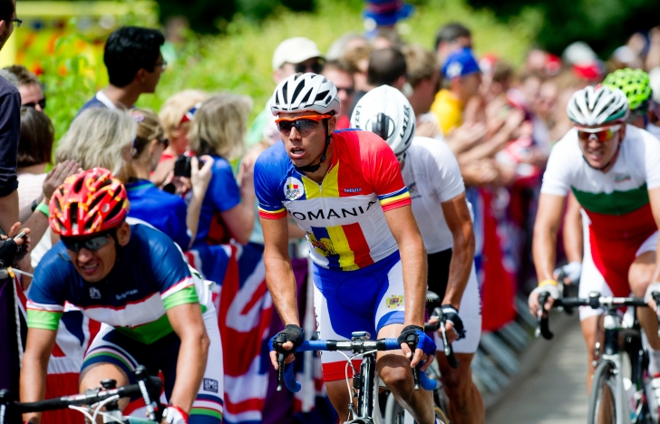 Jocurile Europene: Andrei Nechita, locul 16 în cursa de fond