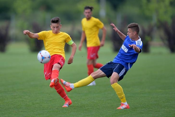 CSM Paşcani este noua campioană a României la juniori A1