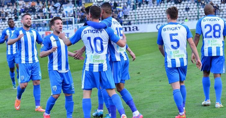 Meci amical: CS Universitatea Craiova - FC Vaduz 4-2