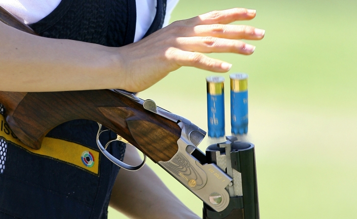 Laura Georgeta Ilie, aur la pușcă trei poziții la Universiada de la Gwangju