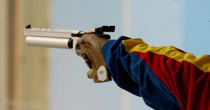 Universiada de la Gwangju: România, locul 4 în proba pe echipe la pistol cu aer comprimat 10 m