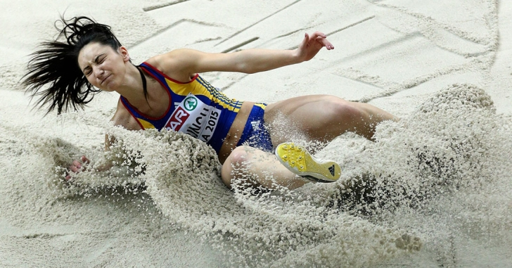 Florentina Marincu, campioană europeană de juniori la lungime