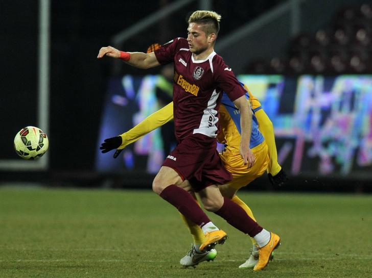 Steaua l-a transferat pe Cătălin Carp