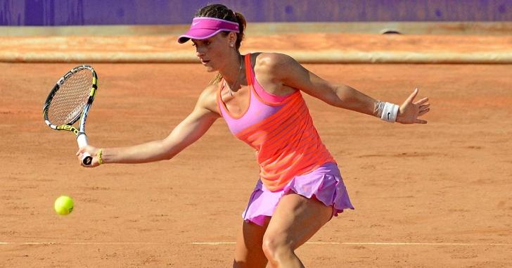 Ana Bogdan avansează la Florianopolis