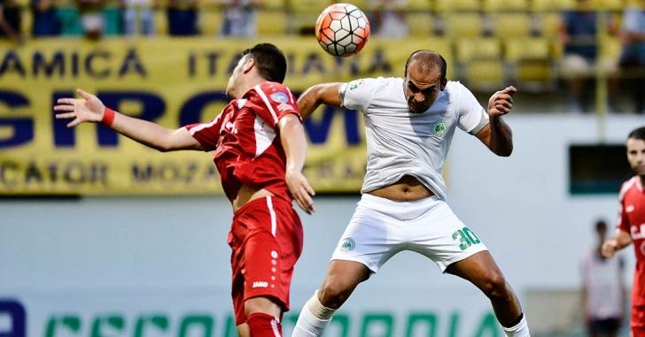 Liga 1: Concordia Chiajna - Pandurii Tg. Jiu 3-0