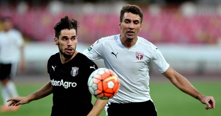 Liga 1: FC Voluntari - Astra Giurgiu 1-2