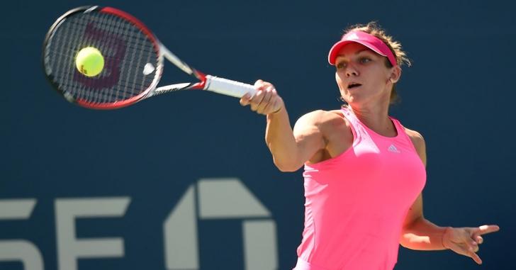 WTA Toronto: Simona Halep a abandonat în finală